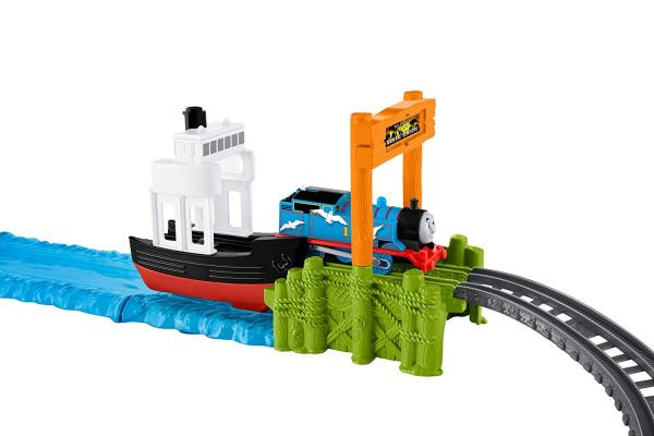 Set sine si locomotiva Thomas Boat and Sea 7