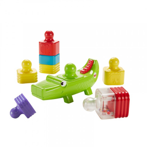 Crocodil cu turn Fisher-Price2