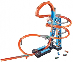 Set de Joaca Hot Wheels - Sky Crash Tower Car7