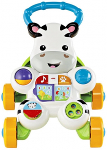 Antepremergator Fisher Price Zebra1