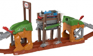 Set de joaca Thomas & Friends - Podul mobil6