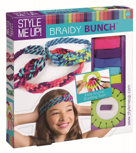 "Set de impletit ""Braidy Bunch"" Style Me Up!0"