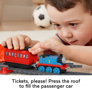 Set de joaca Thomas & Friends Knapford Station1