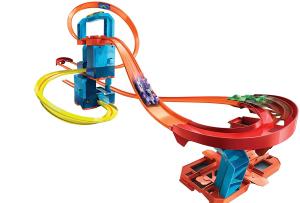 Set de joaca Hot Wheels Ultra Boost Kit Motorized [0]