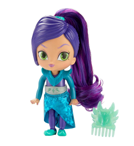 Papusa Mattel Shimmer and Shine Zeta [0]