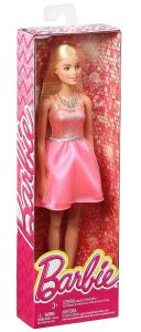 Papusa Mattel Barbie Glitz Doll papusa in rochie eleganta Roz0