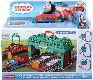 Set de joaca Thomas & Friends Knapford Station4