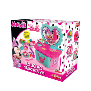 Set Bucataria cu plastilina Art Greco Minnie Mouse [1]