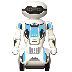 Robot programabil Silverlit Macrobot, telecomanda, albastru1