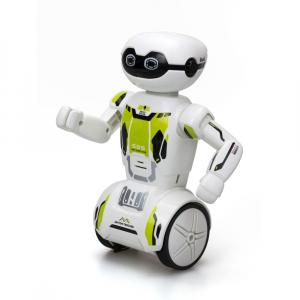 Robot programabil Silverlit Macrobot, telecomanda, verde1