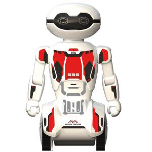 Robot programabil Silverlit Macrobot, telecomanda, rosu2