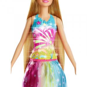 Papusa Barbie Dreamtopia, cu accesoriu perie [1]