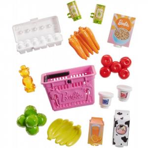 Set de joaca Standul cu alimente Barbie [1]