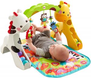 Centru de activitati Fisher-Price Newborn to Todler2