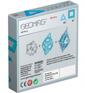 Set de constructie Geomag Pro-L panel set 20 bucati2