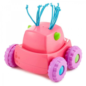Masinuta Fisher Price Monster, roz2