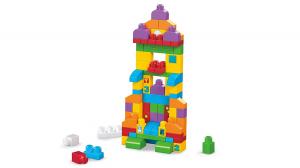 Set Fisher-Price Cuburi Colorate de Construit Mega Bloks 150 de piese [1]