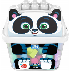 Set de constructie Mega Bloks Panda jucaus [0]