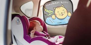Parasolar auto Babyauto Fantasia, auto-aderent, set 2 buc.1