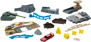 Set de joaca Fast and Furious Hot Wheels Atacul tancului1