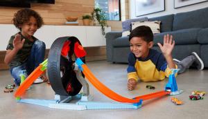 Set de joaca Hot Wheels Provocare pe carusel [5]