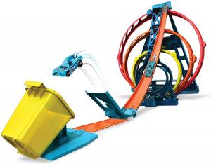Set de joaca Hot Wheels Triple loop kit1