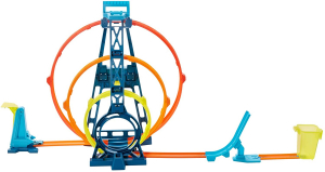 Set de joaca Hot Wheels Triple loop kit3