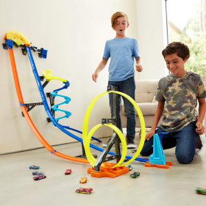 Set de joaca Hot Wheels, Vertical Launch Kit3