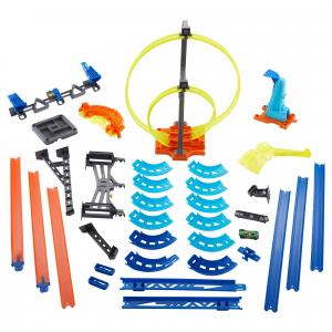 Set de joaca Hot Wheels, Vertical Launch Kit [4]