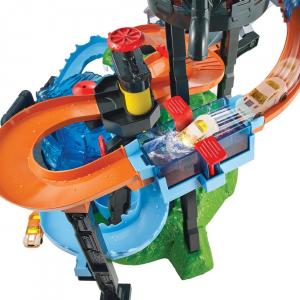Set de joaca Hot Wheels, Ultimate Gator Car Wash [2]