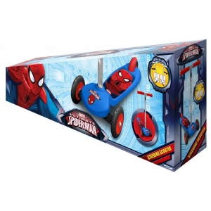 Trotineta intuitiva pentru baieti Spiderman1