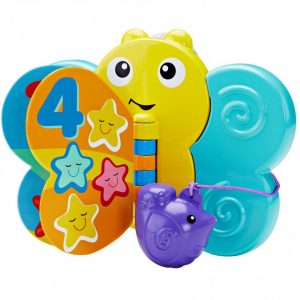 Jucarie de baie Fisher-Price Fluture1