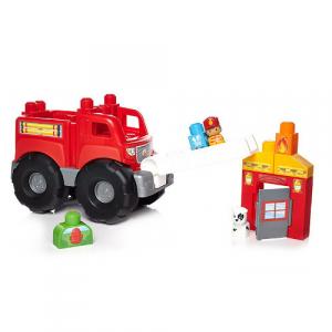Masina Fisher-Price de Pompieri Mare Mega Bloks1