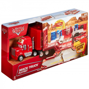 Camion Mack Transporter Cars Story Sets0