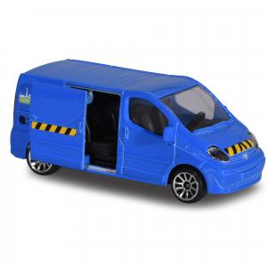Set de joaca Majorette Creatix Aeroport, 5 vehicule incluse3