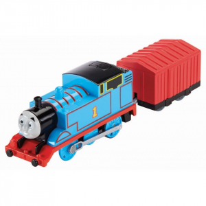 Thomas Trenulet Locomotiva Motorizata cu Vagon Thomas&Friends Track Master2