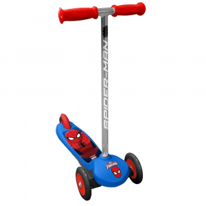 Trotineta intuitiva pentru baieti Spiderman0