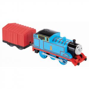 Thomas Trenulet Locomotiva Motorizata cu Vagon Thomas&Friends Track Master4