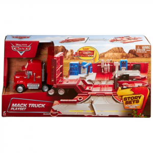 Camion Mack Transporter Cars Story Sets6