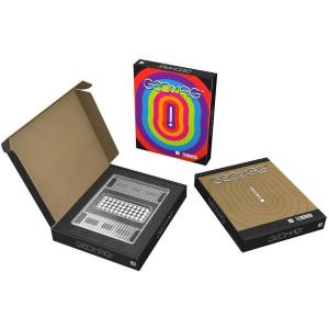 Set de constructie Geomag Master Box set de 248 piese - silver-metal1