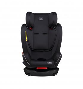 Scaun auto BABYAUTO NOE Fix, Dual Isofix, 0-36 kg, Negru/Gri9