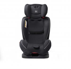Scaun auto BABYAUTO TAIYANG, reversibil, 0-36 kg, Negru/Gri4
