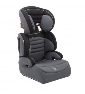 Scaun auto Babyauto Zarauz Sin Deluxe, 15-36 Kg, Negru/Gri0