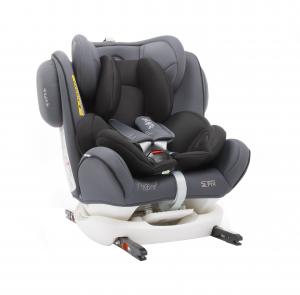 Scaun auto BABYAUTO MORE WERDU PLUS, Dual Isofix, 0-36 kg, Gri/Negru2