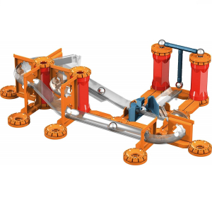 Set constructie magnetic Geomag Gravity Race Track 115 piese2