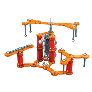 Set constructie magnetic Geomag Gravity Race Track 115 piese1