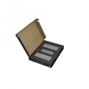 Set de constructie Geomag Master Box set de 248 piese - silver-metal2