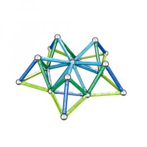 Set de constructie magnetic Geomag Color 91 piese3