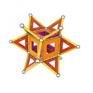 Set de constructie magnetic Geomag Panels 114 piese2