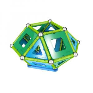 Set de constructie magnetic Geomag Panels 83 piese3